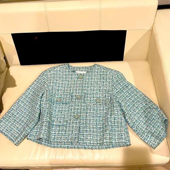 CHANEL Rare Tweed Evening Jacket